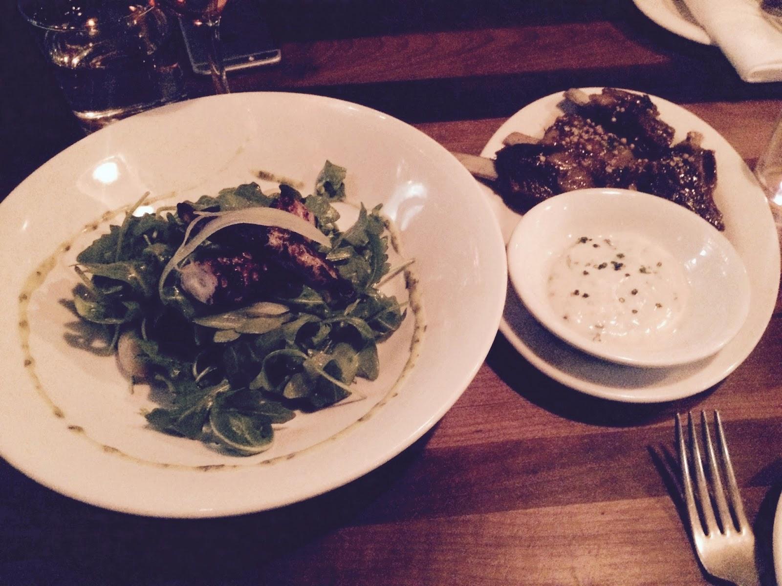 christopher stewart, eating fabulously, dinner, Harlem, restaurant reviews