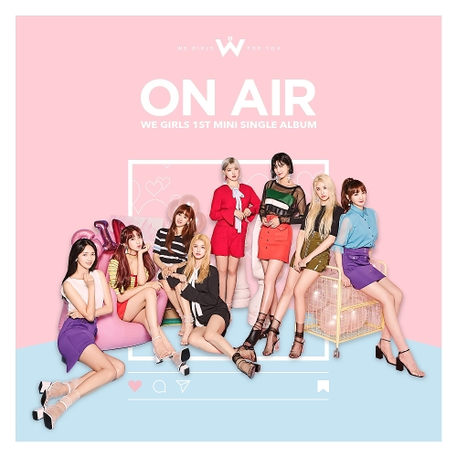 We Girls – On Air – EP