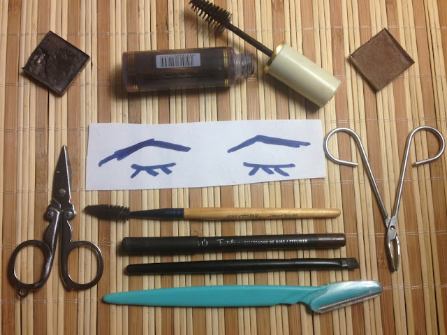 Makeup Tools for perfect eyebrows