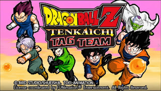 NEW!! ISO DBZ TTT Mod +Menu Permanente Para [Android  E PC] (PPSSPP) DOWNLOAD 2020