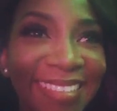 genevieve nnaji smiling at asa