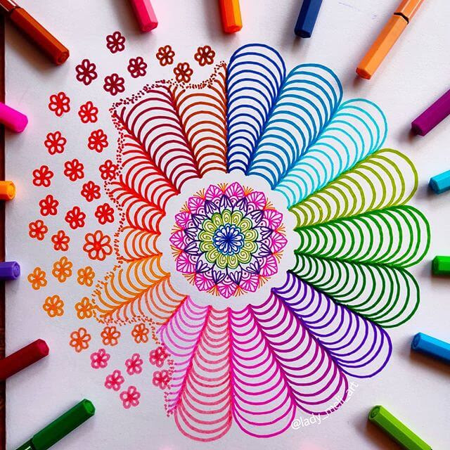 08-Shedding-flowers-lady-meli-art-www-designstack-co