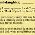 Grandma's Letter