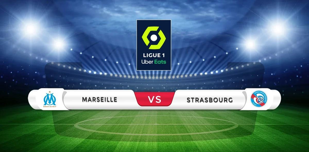 Marseille vs Strasbourg Prediction & Match Preview