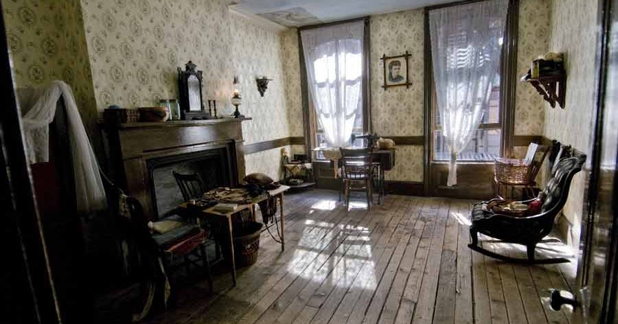 Tenement Museum Blog A Room With A Legally Mandated
