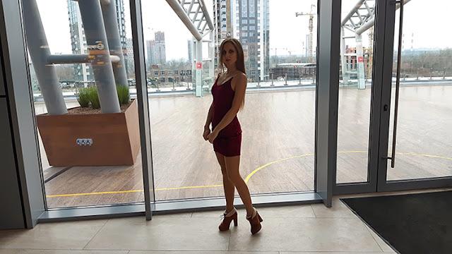 LuxeGal, Феммелюкс, Мини платье