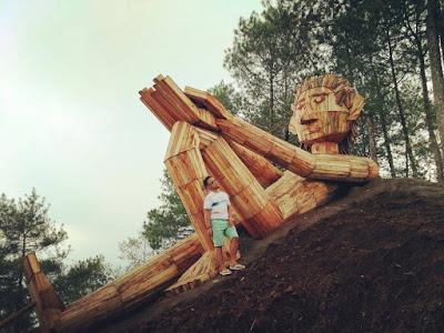 Taman Puncak Goa Pandawa Batu Rute Lokasi dan Harga Tiket Masuk Terbaru