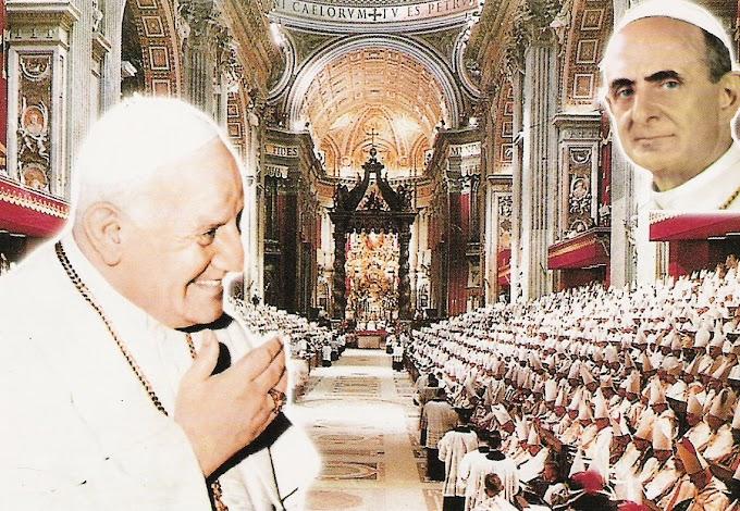 A nova Teologia do Concílio Vaticano II (2/3)