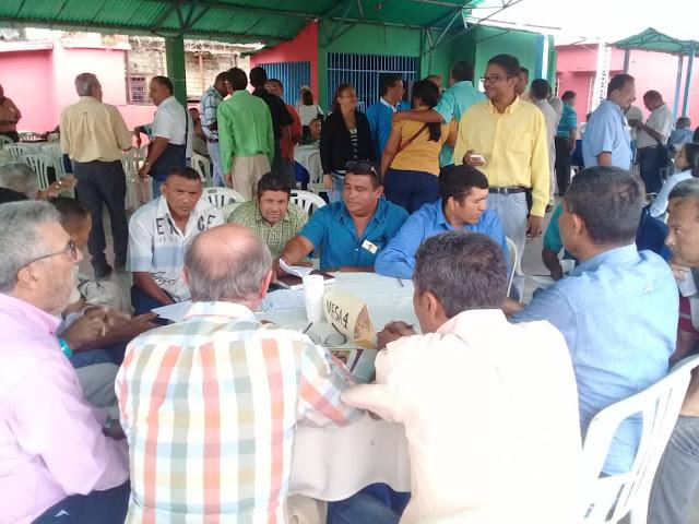 Dirigencia de Voluntad Apure presentó propuestas ante Congreso Venezuela Libre