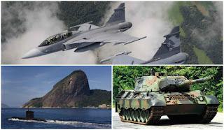 Defesa nacional: por um país mais seguro