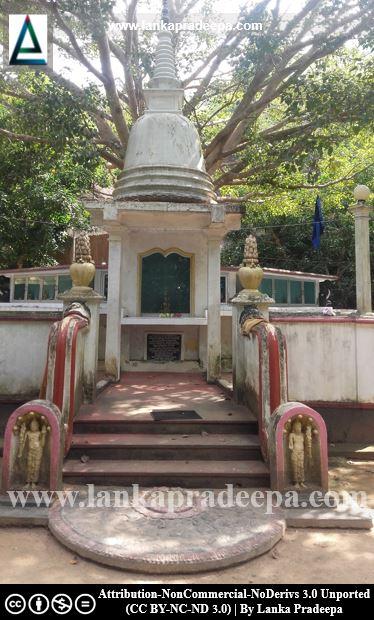 Ruins of a Stupa