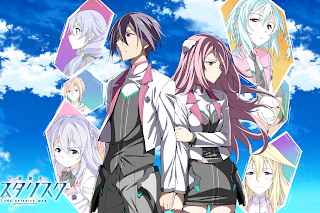 Gakusen Toshi Asterisk S2 Batch Subtitle Indonesia