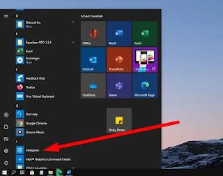 Cara Download Dan Install Instagram Di Laptop Windows 10