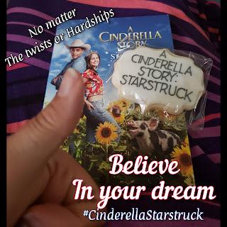 Cinderella Starstruck DVD BBabushka thumbs up