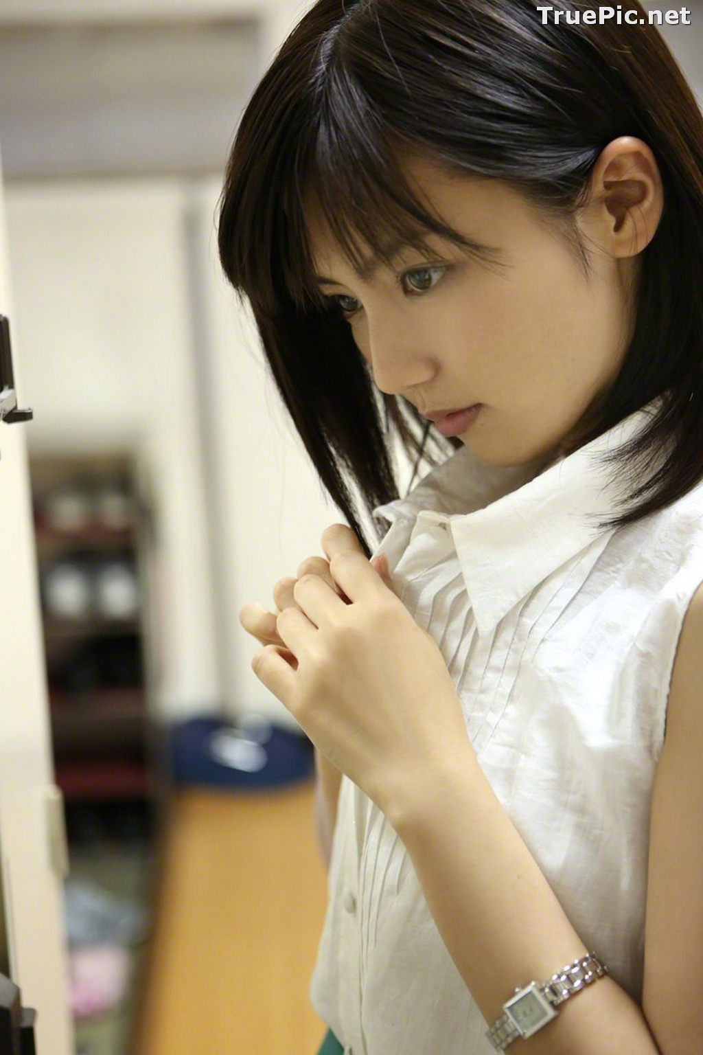 Image [WBGC Photograph] No.131 - Japanese Singer and Actress - Erina Mano - TruePic.net - Picture-1