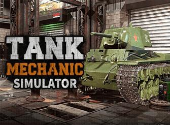 Tank Mechanic Simulator [Full] [Español] [MEGA]