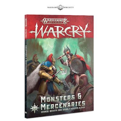 Warcry Monsters & Mercenaries