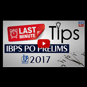 Last Minute Tips For IBPS PO PRELIMS For Sure Selection | Cut Off | With Mahendra Guru Experts