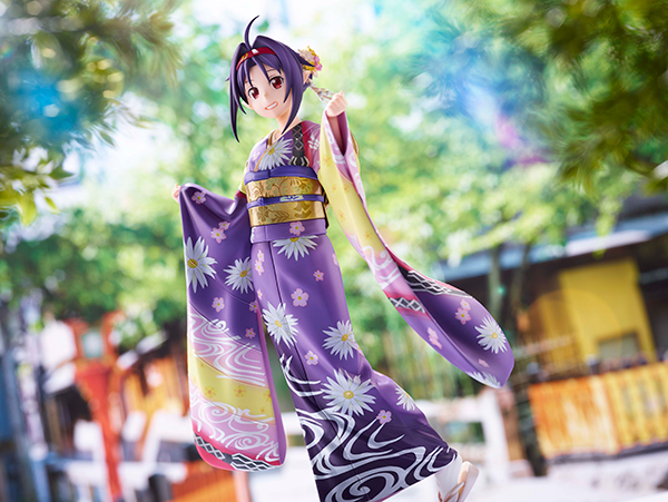 ¡WAHOO! Yuki Kyouyuzen Ver. Figura 1/7 de Sword Art Online, ANIPLEX +