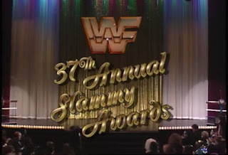 WWF - Slammy Awards 1987 -