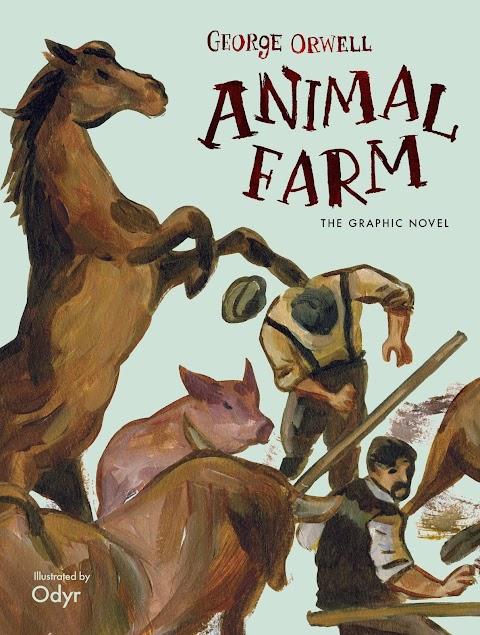 Animal Farm Summary - A novel by George Orwell