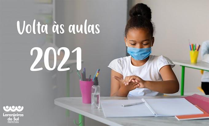 Laranjeiras: Volta às aulas terá protocolo especial