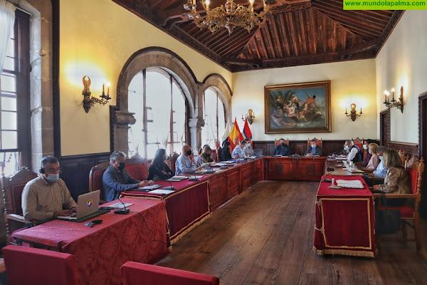 El pleno de la Capital aprueba el presupuesto 2021, el más temprano de su historia, por más de 20 millones de euros