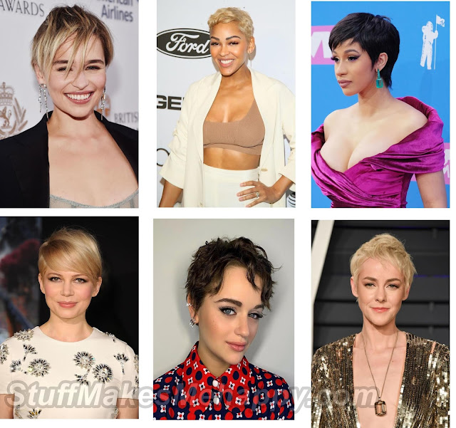 Top 25 Short Haircuts for Girls and Women worth Trying in 2020