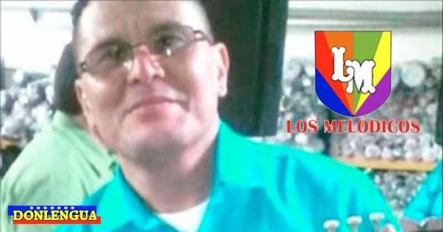 Asesinaron a puñaladas en Medellín a un ex-músico de Los Melódicos