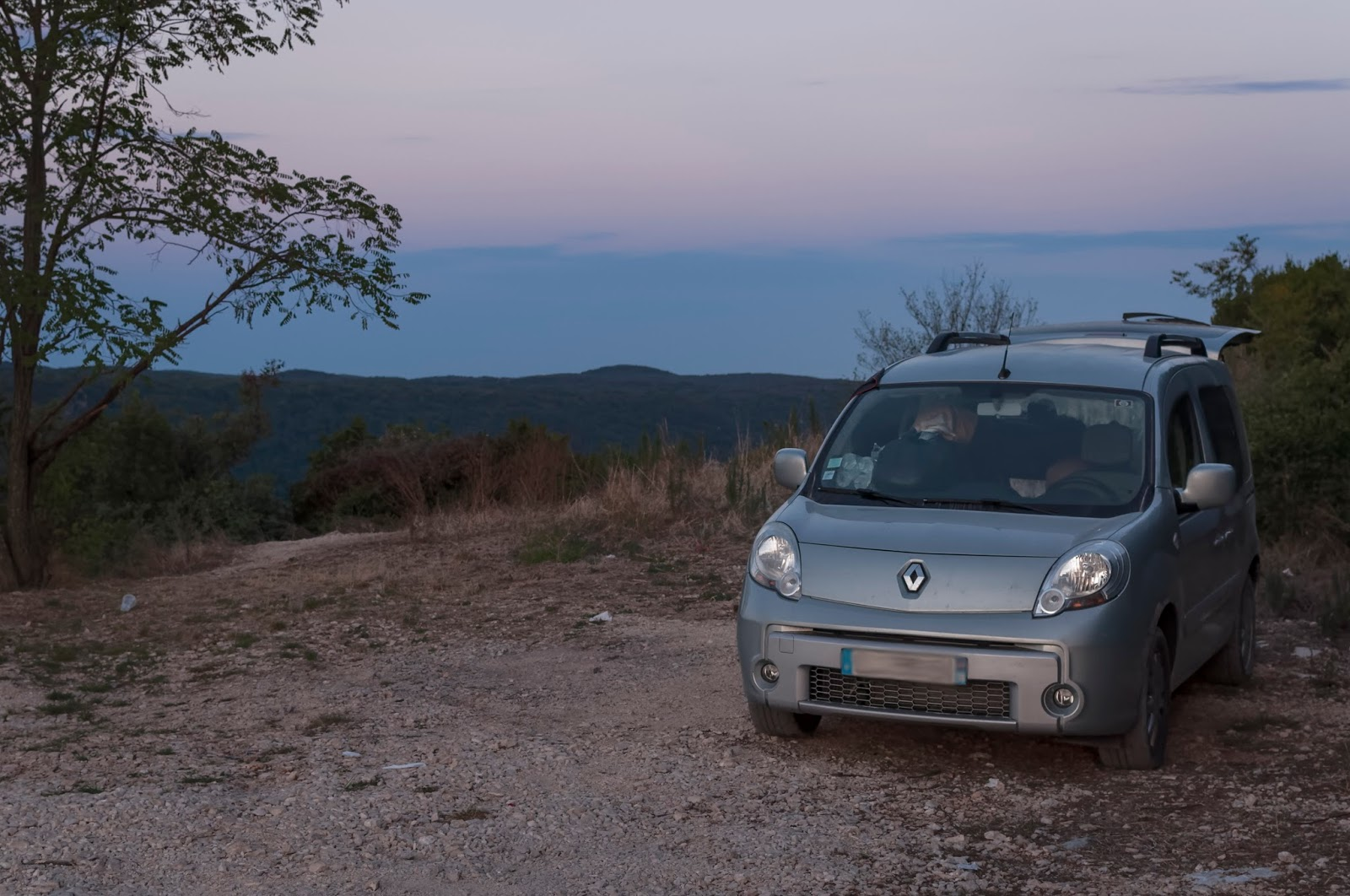 Croatie Roadtrip Voiture