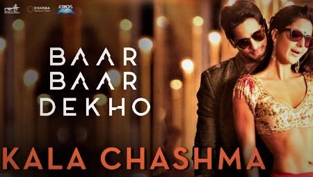 Kala Chashma Lyrics in Hindi