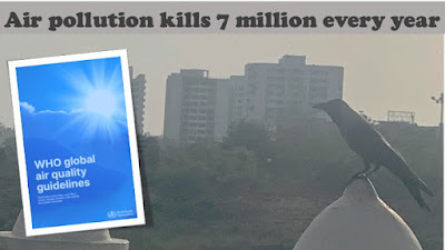 World Lung Day | Think twice, it is not another day in paradise: Air is deadlier than we thought it is!