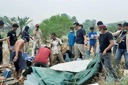 Yudi Bunuh dan Cor Jasad Wanita PNS di Palembang Penyebabnya Masalah Utang