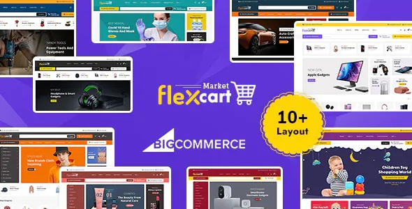 Best Multipurpose Stencil BigCommerce Theme