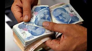 سعر صرف الليرة التركية أمام العملات الرئيسية الاثنين 10/2/2020