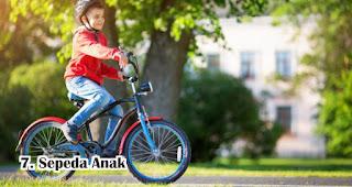 Sepeda Anak bisa menjadi hadiah menarik untuk anak-anak saat 17an