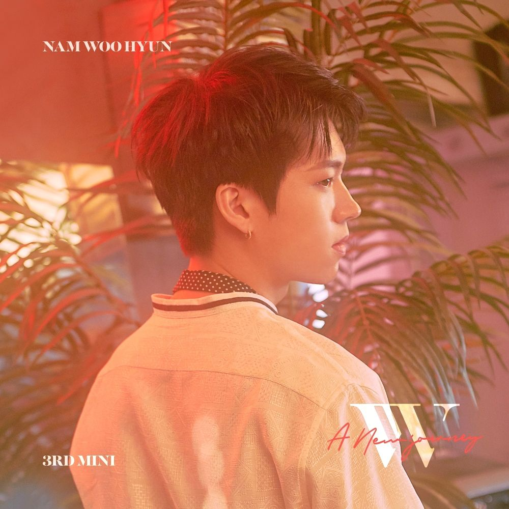 Nam Woo Hyun – A New Journey – EP