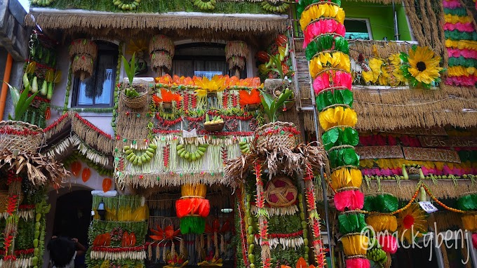 The Pahiyas Festival