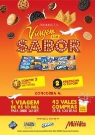Promoção Super Muffato Viagem Com Sabor - Lacta, Oreo e Club Social