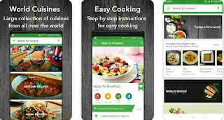 Aplikasi Resep Masakan - All Free Recipes