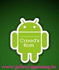 CREED'S ROM WITH ICS LOOK FOR SAMSUNG GALAXY Y S5360