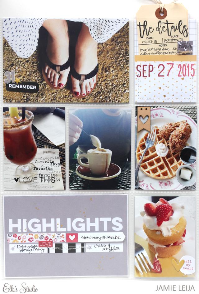 Jamie Leija Neon Birthday Card: Jamie Leija: September 27, 2015