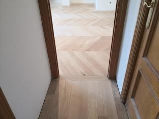 Suelo de madera Parquets Serra