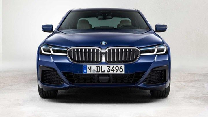 Xe BMW được trang bị động cơ diesel mới mạnh mẽ hơn