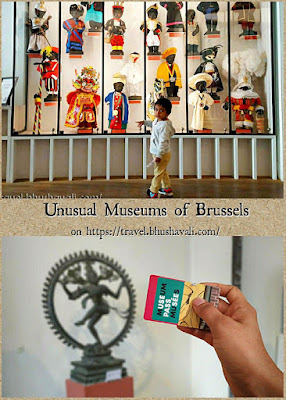 Museumpassmusees - Unusual museums of Brussels