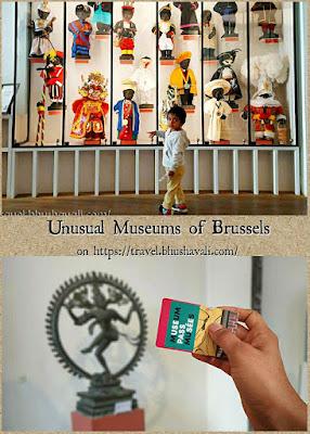 Museumpassmusees - Unusual museums of Brussels