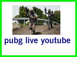 pubg live youtube हिंदी में