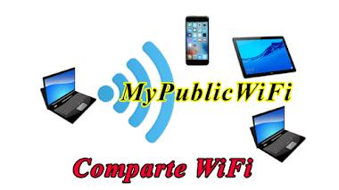 MyPublicWiFi Compartir internet desde pc