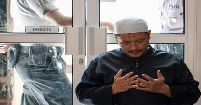 Sebelum Dieksekusi Mati, Freddy Budiman Berharap Putranya Jadi Anak Sholeh & Ulama