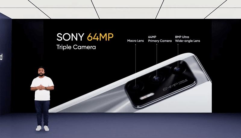 64MP Sony IMX682 main sensor